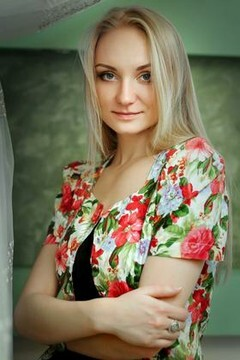Olga from Rovno 22 years - favorite dress. My small primary photo.
