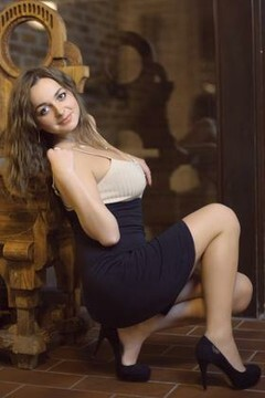 Maria from Ivanofrankovsk 20 years - single lady. My mid primary photo.