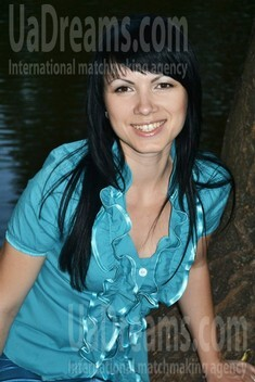 Olya from Zaporozhye 32 years - seeking soulmate. My small public photo.