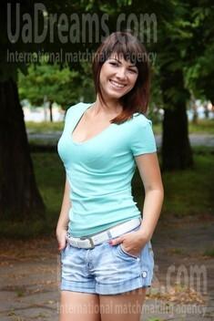 Olya from Zaporozhye 33 years - good girl. My small public photo.