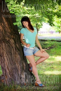 Olya from Zaporozhye 34 years - desirable woman. My small public photo.