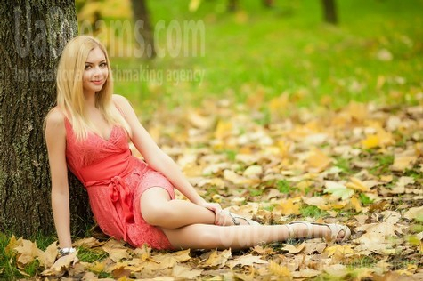 Maria from Nikolaev 25 years - charm and softness. My small public photo.