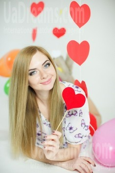 Maria from Nikolaev 25 years - easy charm. My small public photo.