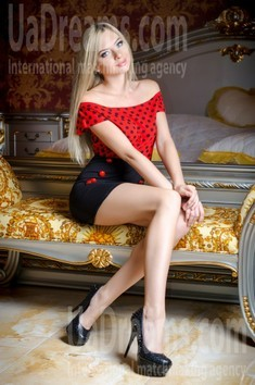 Maria from Nikolaev 25 years - good girl. My small public photo.