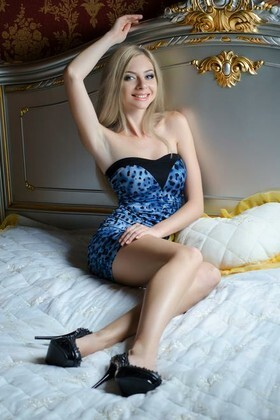 Maria from Nikolaev 24 years - seeking man. My big primary photo.
