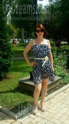 Yana from Donetsk 36 years - mysterious beauty. My small public photo.