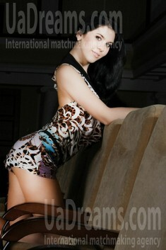 Inessa from Poltava 26 years - girl for marriage. My small public photo.