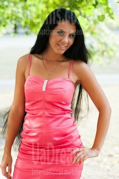 Inessa from Poltava 26 years - favorite dress. My small public photo.