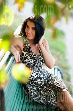 Inessa from Poltava 26 years - ukrainian bride. My small public photo.