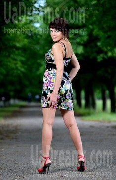 Slava from Sumy 24 years - girl for marriage. My small public photo.