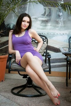 Elena from Odessa 33 years - seeking soulmate. My mid primary photo.