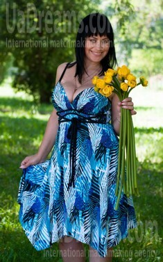 Victoria from Rovno 37 years - bride for you. My small public photo.