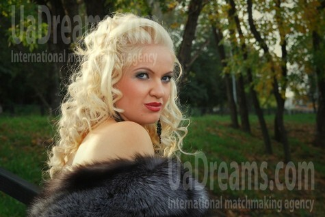 Anna from Dnepropetrovsk 30 years - future wife. My small public photo.