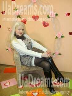 Anna from Dnepropetrovsk 30 years - sunny smile. My small public photo.