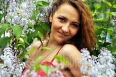 Anna from Rovno 25 years - nice smile. My small public photo.