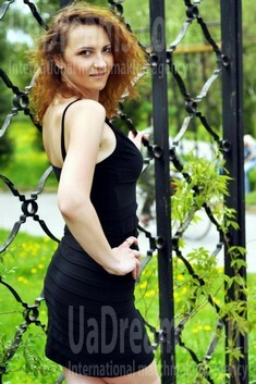 Anna from Rovno 25 years - joy and happiness. My small public photo.