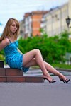 Anastasia from Sumy 19 years - mysterious beauty. My small primary photo.