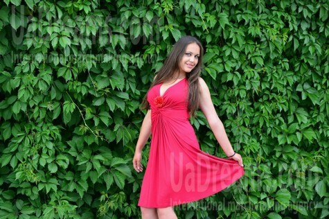 Kseniya from Sumy 19 years - future wife. My small public photo.