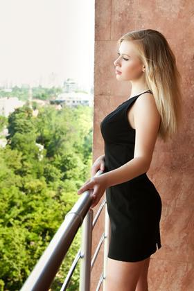 Vika from Odessa 21 years - morning freshness. My big primary photo.