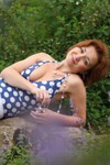 Anna from Donetsk 34 years - bright smile. My small primary photo.