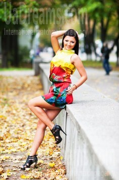 Ilona from Poltava 20 years - eyes with love. My small public photo.