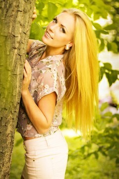 Aleksandra from Poltava 20 years - beautiful woman. My mid primary photo.