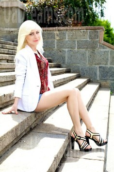 Olga from Merefa 25 years - look for fiance. My small public photo.