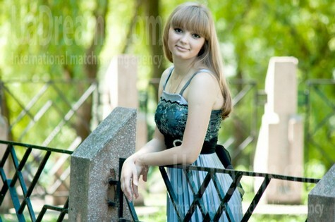 Olga from Rovno 22 years - mysterious beauty. My small public photo.