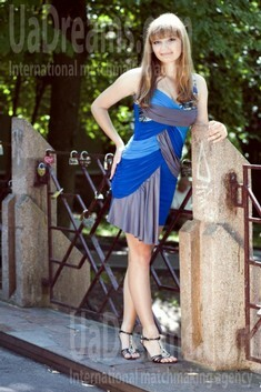 Olga from Rovno 22 years - easy charm. My small public photo.