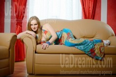 Svetlana from Simferopol 22 years - intelligent lady. My small public photo.
