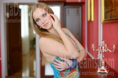 Svetlana from Simferopol 22 years - future wife. My small public photo.