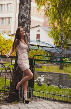 Elena from Poltava 23 years - single russian woman. My small public photo.