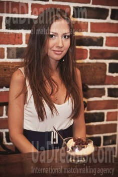 Elena from Poltava 23 years - loving woman. My small public photo.