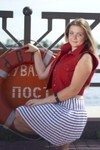 Natalia from Cherkasy 22 years - favorite dress. My small primary photo.