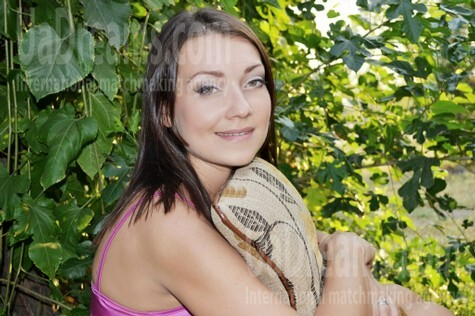 Dasha from Zaporozhye 31 years - future bride. My small public photo.