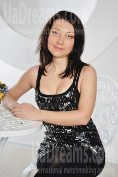 Dasha from Zaporozhye 31 years - search for love. My small public photo.
