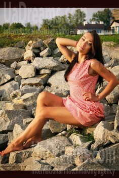 Dasha from Zaporozhye 32 years - future wife. My small public photo.