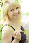 Inna from Ivanofrankovsk 39 years - morning freshness. My small primary photo.