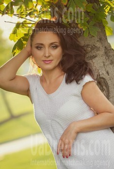 Elena from Donetsk 35 years - sunny smile. My small public photo.