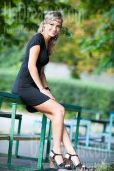 Valentina from Poltava 27 years - search for love. My small public photo.