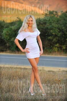 Elena from Simferopol 31 years - joy and happiness. My small public photo.