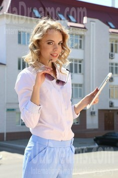 Lyolya 24 years - single russian woman. My small public photo.