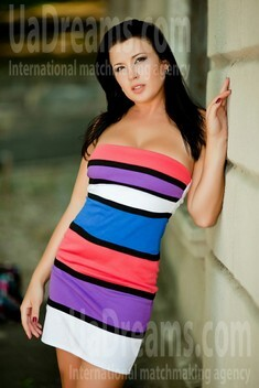 Katerina from Nikolaev 23 years - eyes lakes. My small public photo.