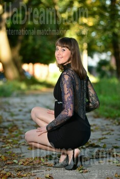 Yana from Sumy 20 years - natural beauty. My small public photo.