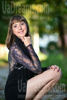 Yana from Sumy 20 years - seeking soulmate. My small public photo.