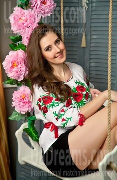Yana from Sumy 22 years - wants to be loved. My small public photo.