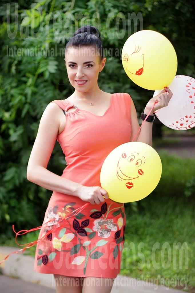 Olga from Zaporozhye 35 years - future wife. My small public photo.