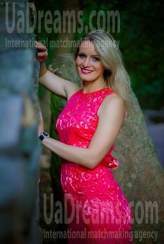 Julia from Cherkasy 35 years - attentive lady. My small public photo.