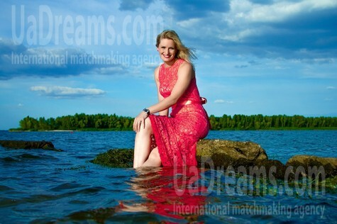 Julia from Cherkasy 35 years - lovely girl. My small public photo.