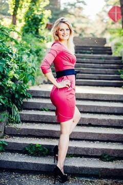 Julia from Cherkasy 33 years - want to be loved. My small primary photo.